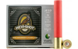 "Hevishot hot hot 41007 Hevi-Shot Duck 410GA 3"" 1/2oz #7 Shot - 10sh Box"