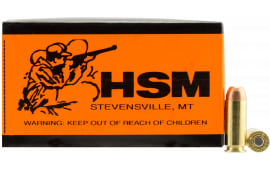 HSM 10MM8N Training 10mm Automatic 200 GR FMJ - 50rd Box