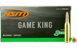 HSM 2439N Game King 243 Winchester 85 GR HPBT - 20rd Box