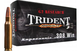 G2 Research RIP 308 Winchester/7.62 NATO 150 GR Supersonic - 20rd Box