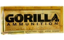 Gorilla GA308165SGK Gorilla Match 308 Winchester/7.62 NATO 165 GR Sierra GameKing - 20rd Box