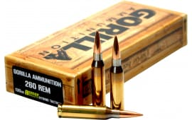 Gorilla GA260130BHT Gorilla Match 260 Remington 130 GR Open Tip Match - 20rd Box