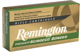 Remington Ammo PRSC270WA Premier 270 Win Swift Scirocco Bonded 130 GR - 20rd Box