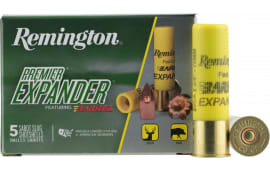 "Remington Ammunition PRX20 Premier 20GA 2.75"" 250 GR Sabot Slug Shot - 5sh Box"