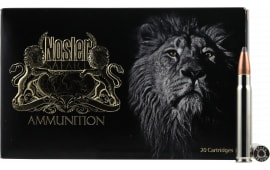 Nosler 40602 Safari 9.3mmx62 Mauser 286 GR Partition - 20rd Box