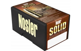 Nosler 40626 Safari 458 Winchester Magnum 500 GR Nosler Solid - 20rd Box