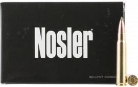 Nosler 40643 E-Tip Hunting 8x57mm JS 180 GR E-Tip - 20rd Box