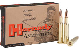 Hornady 81202 Custom 30-40 Krag 180 GR Soft Point - 20rd Box