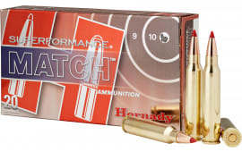 Hornady 81268 Superformance Match .223/5.56 NATO 73 GR ELD-Match - 20rd Box