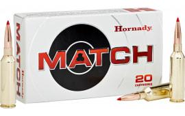 Hornady 82176 Match 300 Norma Magnum 225 GR ELD-Match - 20rd Box