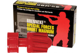 "Brenneke SL122SFM Special Forces 12GA 2.75"" 1-1/4oz Slug Shot - 5sh Box"