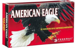 Federal AE223T75 American Eagle .223/5.56 NATO 75 GR Total Metal Jacket - 20rd Box
