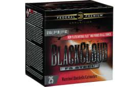 """Federal PWBX1341 Black Cloud 12GA 3.5"""" 1-1/2oz #1 Shot - 250sh Case"""