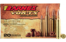 Barnes 21529 VOR-TX 7mm Remington Magnum 160 GR TSX Boat Tail - 20rd Box