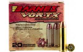 Barnes 21545 VOR-TX Handgun Hunting 44 Remington Magnum XPB 225 GR - 20rd Box