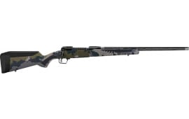 """Savage 110 Ultralight Bolt Action Rifle 24"""" Barrel 6.5 PRC 2 Round - Fixed AccuFit Stock - Right Hand - 57774"""