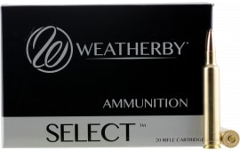 Weatherby G653140SR 6.5-300 Weatherby Magnum 140 GR Soft Point - 20rd Box