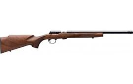 """Browning 025251204 T-BOLT Target .22WM 16.5"""" Bull Barrel Wood w/MUZZLE Break"""