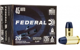 Federal S45SJT2 45 205 SJHP Syndf - 20rd Box