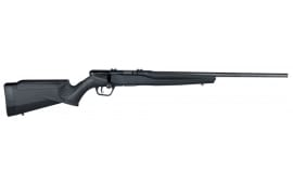 Savage Arms B17FV 17HMR Rifle, 21in Barrel HB Synthetic Black 10rd Rotary Magazine - SAV 70801