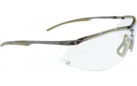 RAD CSB1011CS Bravo Glasses METAL/CLEAR
