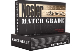 Nosler 44166 Match Grade Rifle 6.5mmX284 Norma Hollow Point 140 GR - 20rd Box