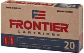 Frontier Cartridge FR140 Frontier 223 Remington/5.56 NATO 55 GR Hollow Point Match - 20rd Box