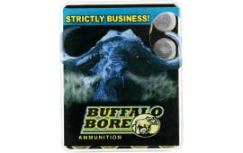 Buffalo Bore Ammunition 13A/20 480 Ruger 370 GR Lead Flat Nose - 20rd Box