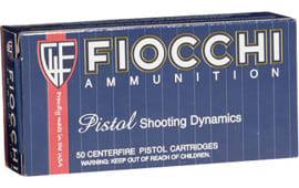 Fiocchi 38SWSHL Specialty 38 S&W SHRT 145 GR LRN - 50rd Box