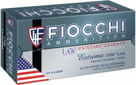 Fiocchi 9X18 Specialty 9x18mm Ultra 100 GR Metal Case (FMJ) - 50rd Box
