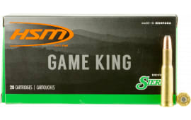 HSM 303SAV2N Game King 303 Savage 150 GR Pro-Hunter - 20rd Box