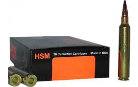 HSM BER6BR95TVLD Trophy Gold 6mm Nench Rest 95 GR BTHP - 20rd Box