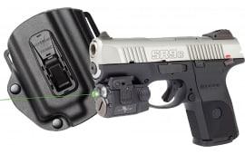 Viridian C5LPACKC1 C5L with Holster Green Laser Ruger SR9C Trigger Guard