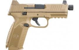 FN 66100383 509 Tactical 3-10rd NS FDE/FDE