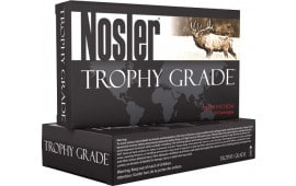 Nosler 60118 Trophy Grade Long Range 30 Nosler 210 GR AccuBond Long Range - 20rd Box
