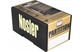 Nosler 60134 Trophy Grade 33 Nosler 250 GR Partition - 20rd Box