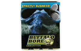 Buffalo Bore Ammunition 13B/20 480 Ruger 370 GR Lead Flat Nose - 20rd Box