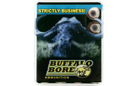 Buffalo Bore Ammunition 35A/20 460 Rowland 185 GR Jacketed Hollow Point - 20rd Box