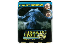 Buffalo Bore Ammunition 35C/20 460 Rowland 230 GR Full Metal Jacket Flat Nose - 20rd Box
