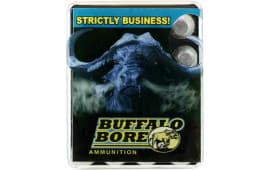 Buffalo Bore Ammunition 35D/20 460 Rowland 255 GR Hard Cast Flat Nose - 20rd Box