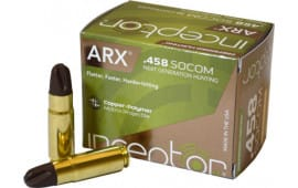 Inceptor 458ARXBR200 Preferred Hunting 458 Socom 200 GR ARX - 20rd Box