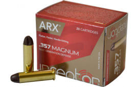 Inceptor 357MAGARXBR8 Preferred Defense 357 Magnum 86 GR ARX - 20rd Box