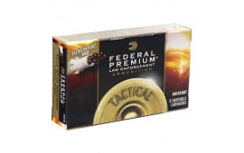 "Federal Law Enforcement Tactical 12GA Ammunition - 2-3/4"" 9 Pellet 00 Buckshot - 250 Shot Case - LE13200"