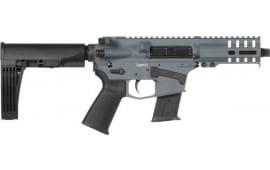 """CMMG 57A18CDCKS Banshee Pistol 5"""" 20rd Slate M-Lok Brace"""