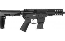 """CMMG 57A18CDGB Banshee Pistol 5"""" 20rd GRAP. Black M-Lok Brace"""
