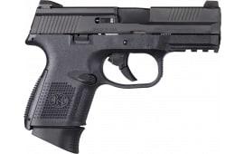 """FN 66720 FNS 9 Compact DA 3.6"""" 17+1 NS Black Poly Grip Black"""