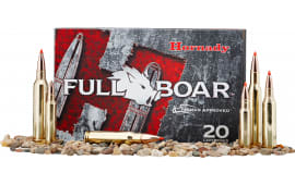 Hornady 8348 Full Boar 6.8mm Remington SPC 100 GR GMX - 20rd Box