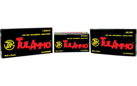 Tulammo TA308000 Centerfire Rifle 308 Win/7.62 NATO 165 GR Spitzer - 20rd Box