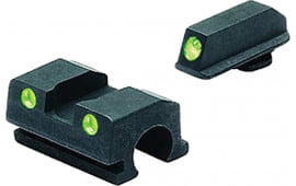 Walther Arms 2796627 Tritium 3 Dot Night Sight Set Pistol Black