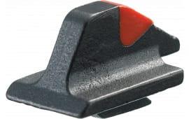 Ruger 90074 Front Sight GP100 Ruger Red Steel Black